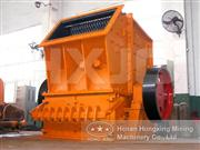 Newly Single Stage Hammer Crusher--Long service life