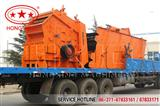 hard rock impact crusher