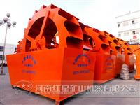 mineral sand washer