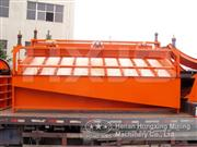 high frequency mineral screen