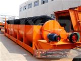 iron ore screening equipment