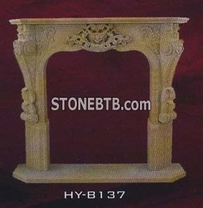 No.F006, Fireplace HY-B137