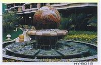 No.G037, Water Fountain with Spinning Ball HY-B018