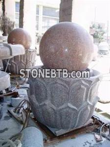No.G044, Water Fountain with Spinning Ball - 7