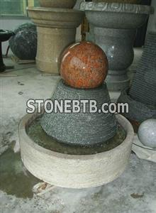 No.G053, Water Fountain with Spinning Ball - 16