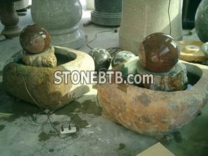 No.G055, Water Fountain with Spinning Ball - 18