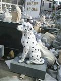 No.S020, Dog with Black Spots - 2