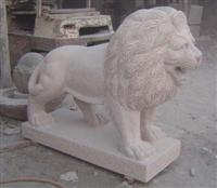 No.S046, Standing Lion - 1
