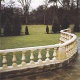 No.C001, Curved Balustrades-1