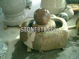 No.G054, Water Fountain with Spinning Ball - 17
