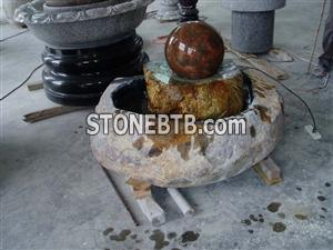 No.G056, Water Fountain with Spinning Ball - 19