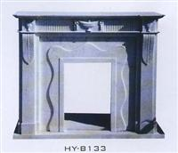 No.F002, Fireplace HY-B133