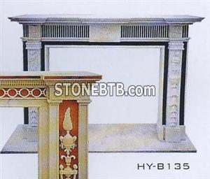 No.F004, Fireplace HY-B135