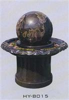No.G034, Water Fountain with Spinning Ball HY-B015