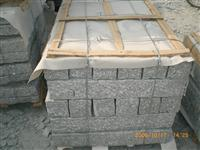 Granite Kerbstone and Packaging