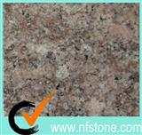 Chinese G611 Almond Mauve Granite Stairs