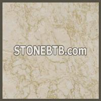 Beige ligth rose marble blocks, slabs
