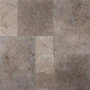 Noce Versailles Pattern Travertine Paver