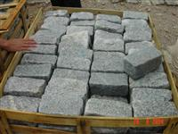 Grey Cube Stone in Stock