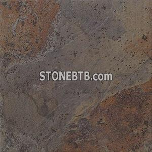 Slate Tiles of Various Colors, Limestone Tiles