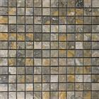 Gold Green Travertine Mosaic