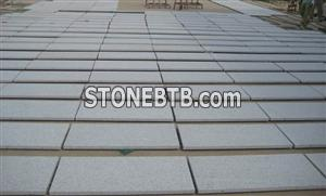 Chinese White Granite Polished