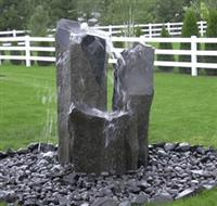 Basalt Fountain 2
