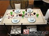 marble mosaic tablemarble mosaic table