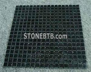 Black Mosaic Tiles, White Mosaic Tiles