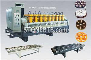 PRM09/09 Resin Abrasive Polishing Machine
