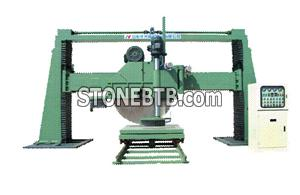 HMSJ180 GANTRY TWO-WAY DIAMOND DISC STONE SAWING MACHINE