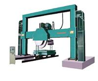 HMJ180/10 Gantry Diamond Disc Stone Sawing Machine