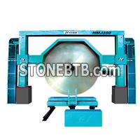 HMJ350 Frame Multi-Disc Stone Sawing Machine
