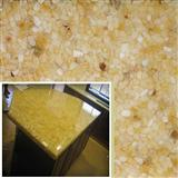 artificial marble,river stone, pebble stone panel for decoration