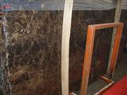 Spanish Dark Emperador marble slabs