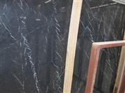 Nero Marquina-light vein