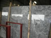 Chinese Silver Mink Marble Slab