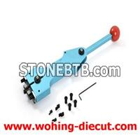 Rule Puller With 3Types Of Clamping Nozzles For Die Manufacturing