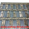 Flatbed Dies For Packing Box With Embossing