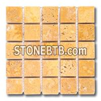 503 Yellow Travertine