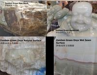 Green Onyx Blocks Ex-stock Xiamen