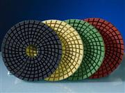 Diamond Polishing Pad from Coarse to Fine Polishing the Surface of The Stone
