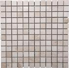 Light Beige Tumbled Marble Mosaic