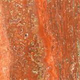 Sunset Red Travertine and Cappicino