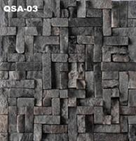 Wall Decoration Material  Stone Mosaic  QSA-01