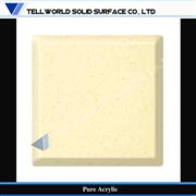 pure acrylic solid surface slab