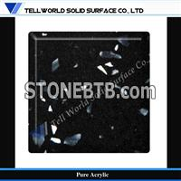 factory supply composite acrylic solid surface slab