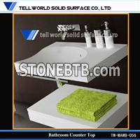 solid surface wash basin
