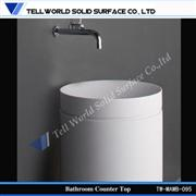 solid surface basin,artificial stone basin