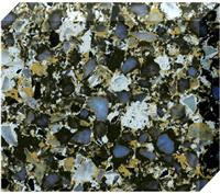 Double-Color Quartz Slab